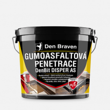 Gumoasfaltová penetrace DenBit DISPER AS 5kg