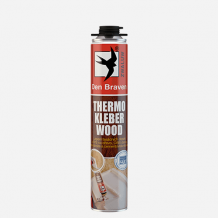 DEN BRAVEN THERMO KLEBER WOOD pistolová 750ml
