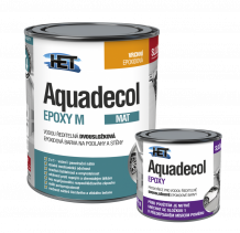 Aquadecol EPOXY CLEAR M + 2 složka