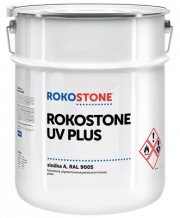 Rokostone UV Plus set