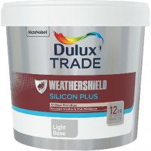 Dulux Weathershield Silicon Plus base light